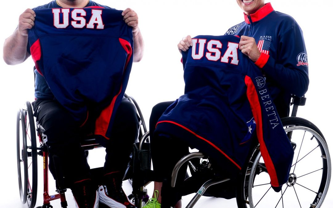 Paralympic Shooting Team Gets World Champs Boost, Thanks to DSC