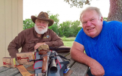 """DSC Launches """"Untamed Heritage"""" Podcast With Larry Weishuhn  and Ken Milam"""