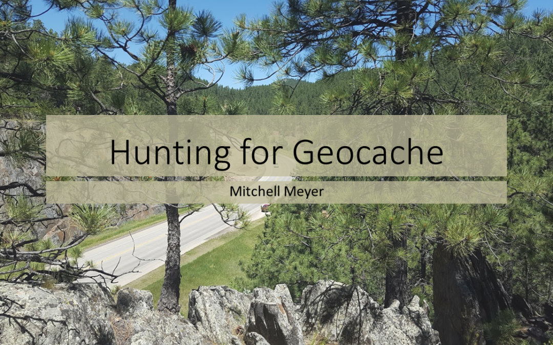 Hunting for Geocache