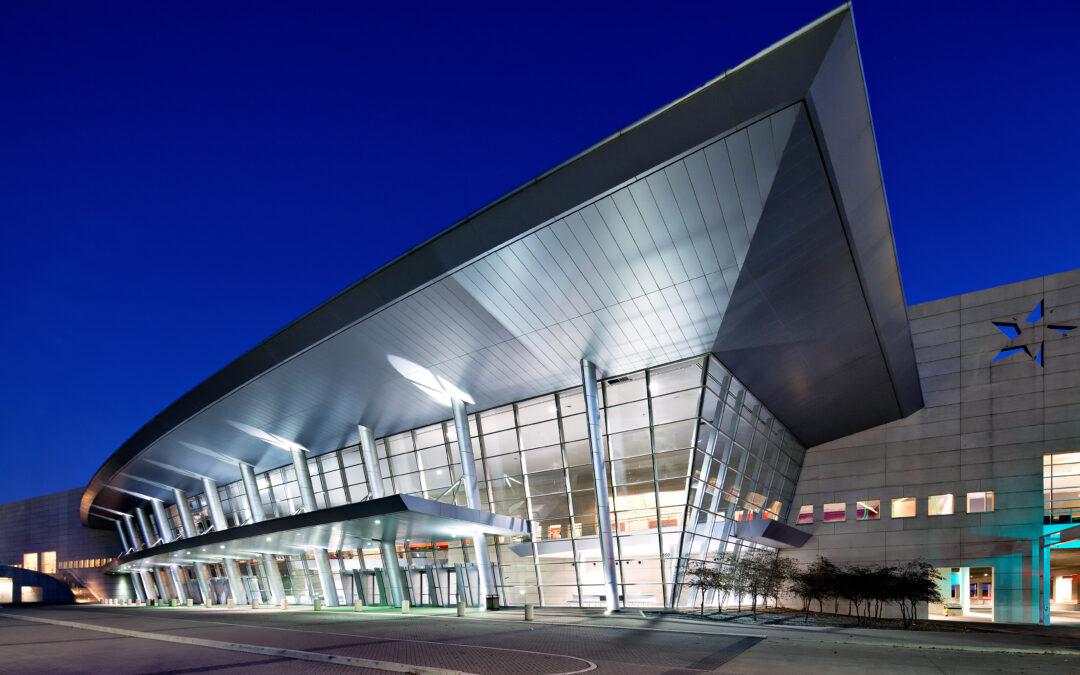 Dallas Convention Center, Airport, Hotel Facilities Awarded Global Accreditation