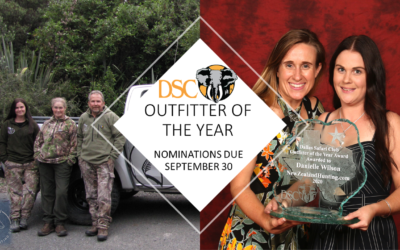 Nominate an Outfitter Today