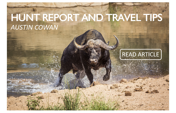 Hunt Report and Travel Tips – South Africa