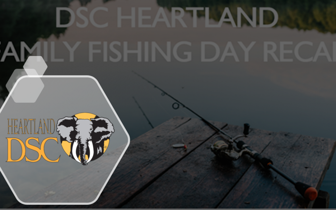 61 Youth Tackle Fishing Clinic Thanks to Heartland DSC